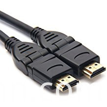 rotated HDMI cable