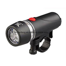 3 White LED Bicycle Light (HLT-116)