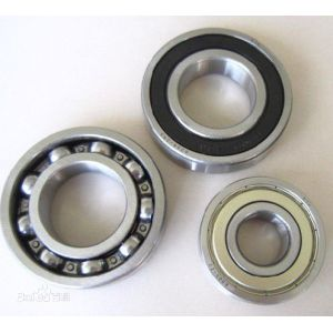 6300RS series deep groove ball bearing