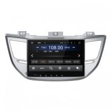 Grey cover TUCSON / IX35 2015 car DVD player