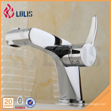 Durable Chrom Einhebel Waschbecken Wasserhahn Badezimmer