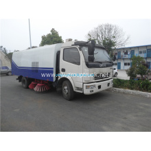 Dongfeng 4x2 road cleaning truck road sweeper truck