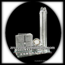 Wonderful Crystal Building Model H046