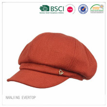 Ladies Fashion Wool Felt Ivy Cap