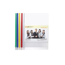 One Stop Shopping Office Supplies plastic A4 Paper File Report Storage PP Holder