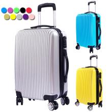 20 '' / 24 '' / 28 '' PC + ABS Set de bagages colorés Sacs de voyage Cheap Trolley Suitcase Set for 2016