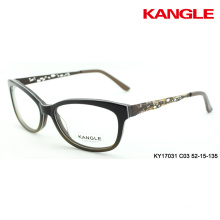 2017 designer eyewear handmade acetate glasses optical frame