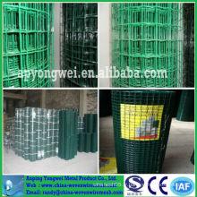 Fabriqué en Chine filet métallique / clôtures métalliques / clôture en fil soudé