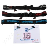 High Quality Polyester Race Number Belt
