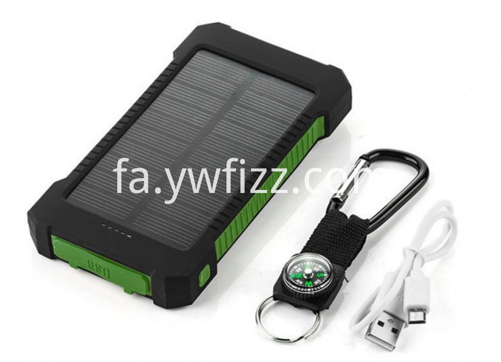 Gift Customized Solar Charging Treasure