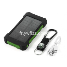 Chargeur solaire universel mobile