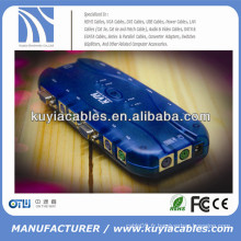 Haute qualité usb 2.0 1 à 4 ports Bouton poussoir Commutateur automatique KVM
