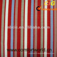 Impression / impression / impression tissu flocage Rideau