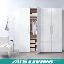 Projet de porte de chambre à coucher de projet d'appartement tirent la conception de porte (AIS-W486)