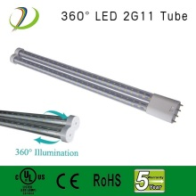 Epistar 2835 led 100-120lm/w 2g11 led tube