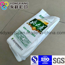 Bolsa de embalaje de sellado de 4 lados para polvo de trigo