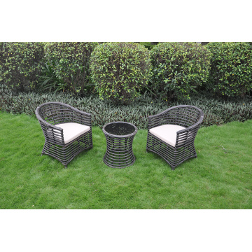 Cheap Patio Furniture Garden Rattan Bench Set