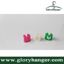Personalizado Hanger Sizer para exibição Shop ABS / PP / PS (GLPZ011)