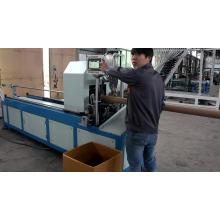 CNC Coreless Paper Cardboard Tube Cutting Machine