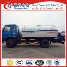 Dongfeng 6-10cbm precio camión cisterna
