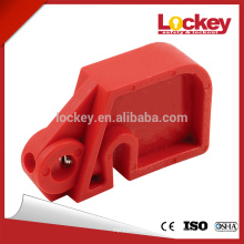 Small Electric Circuit Breaker Lockout