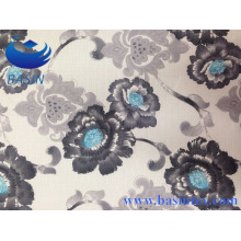 Printing Polyester Linen Sofa Fabric (BS8122)