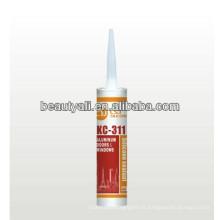 Adhesivo cartucho de material compuesto adhesivo tubo