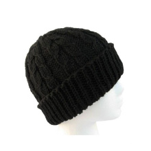 Sombreros de gorrita tejida que hacen punto al por mayor