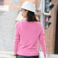 Lady′s Cashmere Sweater, Winter Clothing