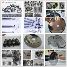 Outils de carbure de tungstène (précision et haute polissage)