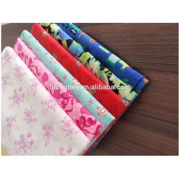 100% Baumwolle Flanell Stoff C20S * C10S * 40 * 42 * 58/59 '' für Baby Kleidungsstück
