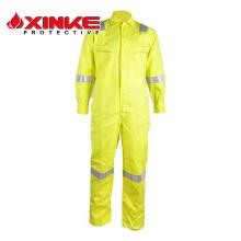 Vêtements de sécurité de couleur d'En471 deux tons avec des bandes réfléchissantes pour le travailleur offshore