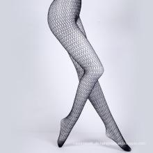 Frauen sexy Netzstrumpf Mesh Loch Strumpfhosen Strumpfhosen (FN006)