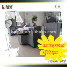 Maquinaria auxiliar cortador de tigelas de vegetais cortador de tigelas Chopper