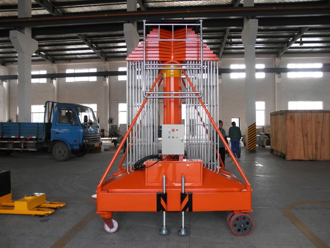 Single Double Staircase Ladder Telescopic Cylinder Lift