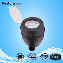 Dry Type Plastic Volumetric Water Meter