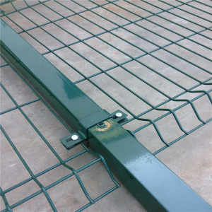 Galvanized or Powder Coated 3D Mental Fence Panel Cheap Price