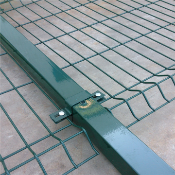 PriceList for Triangle 3D Fence Galvanized or Powder Coated 3D Mental Fence Panel Cheap Price export to Macedonia Importers