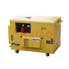 10kw Silent Diesel Generator Air Cooled Popular Model