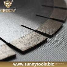 Disque de diamant 350 mm / 400 mm, disque de découpe en diamant, disque de diamant pour pierre de granit de marbre (SN-35)