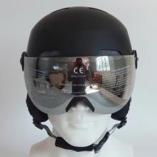 CE EN 1077 Skihelm mit Brille