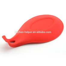 Highest rated FDA approved kitchen accessory silicone spoon rest