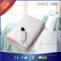 Ce/CB/GS/RoHS Approved 4 Heat Setting Timer Massage Electric Blanket
