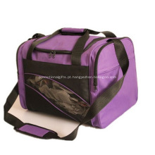 Personalizado impresso sacos de lona de poliéster Sport