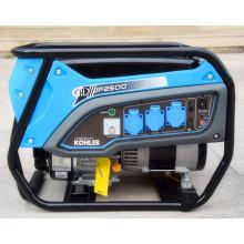 livraison rapide AC monophasé air-cooler 2.5kw-4.5kw portable essence générateur