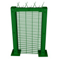 high security electric iron reliable anti-climb fence
