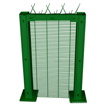 high quality 358 welded wire mesh fence factory