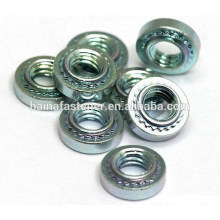 Self-Clinching Nuts,Self-clinching Fastener,stainless steel Self-Clinching Nuts