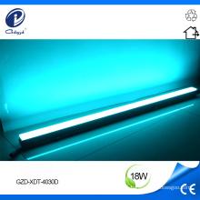 Barra de luz lineal de aluminio DMX512 RGBW para exteriores