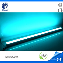 Aluminum linear outdoor DMX512 RGBW light bar
